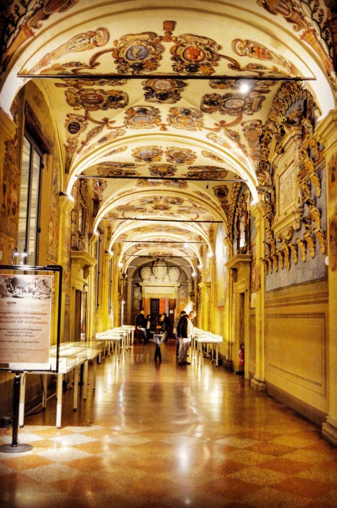 Palazzo dell'Archiginnasio Bologna