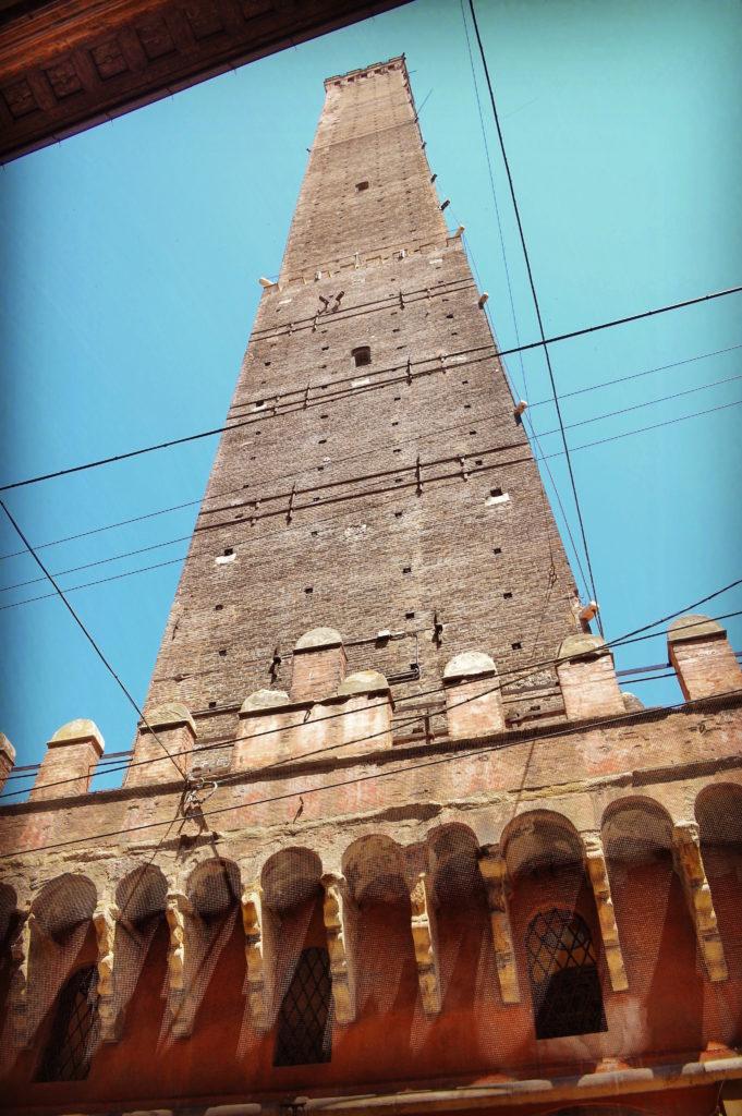 Torre degli Asinelli Bologna