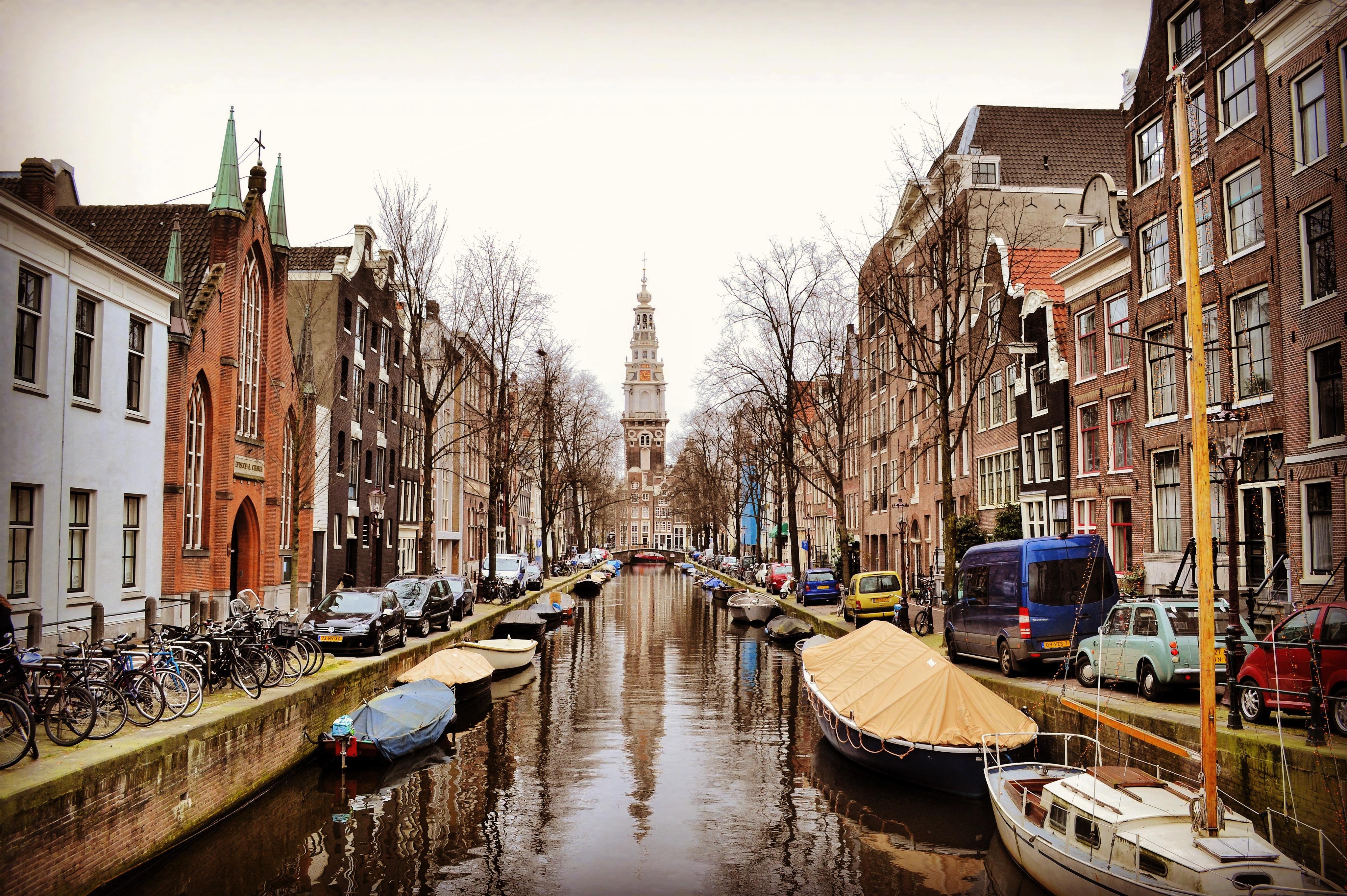 Groenburgwal Amsterdam