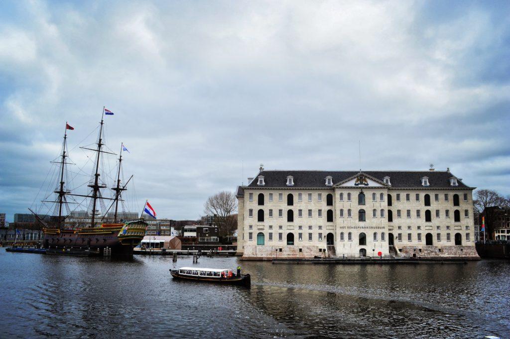 Museo Marittimo Nazionale Amsterdam