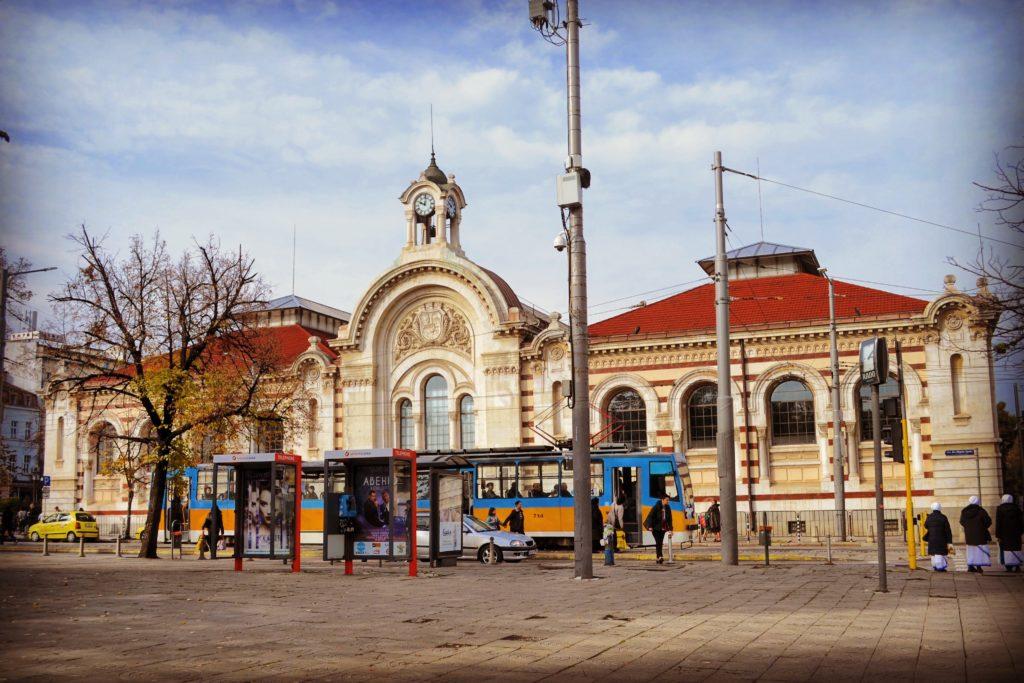Trasporti pubblici Sofia