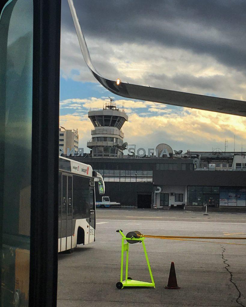 Aeroporto Sofia