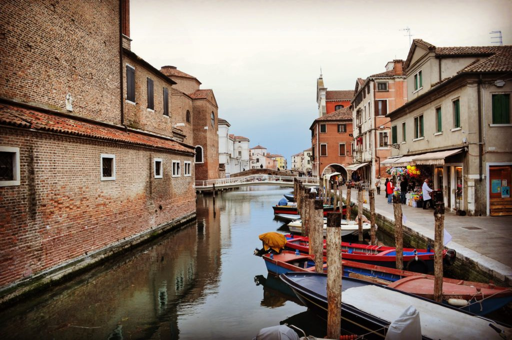 Canal Vena Chioggia