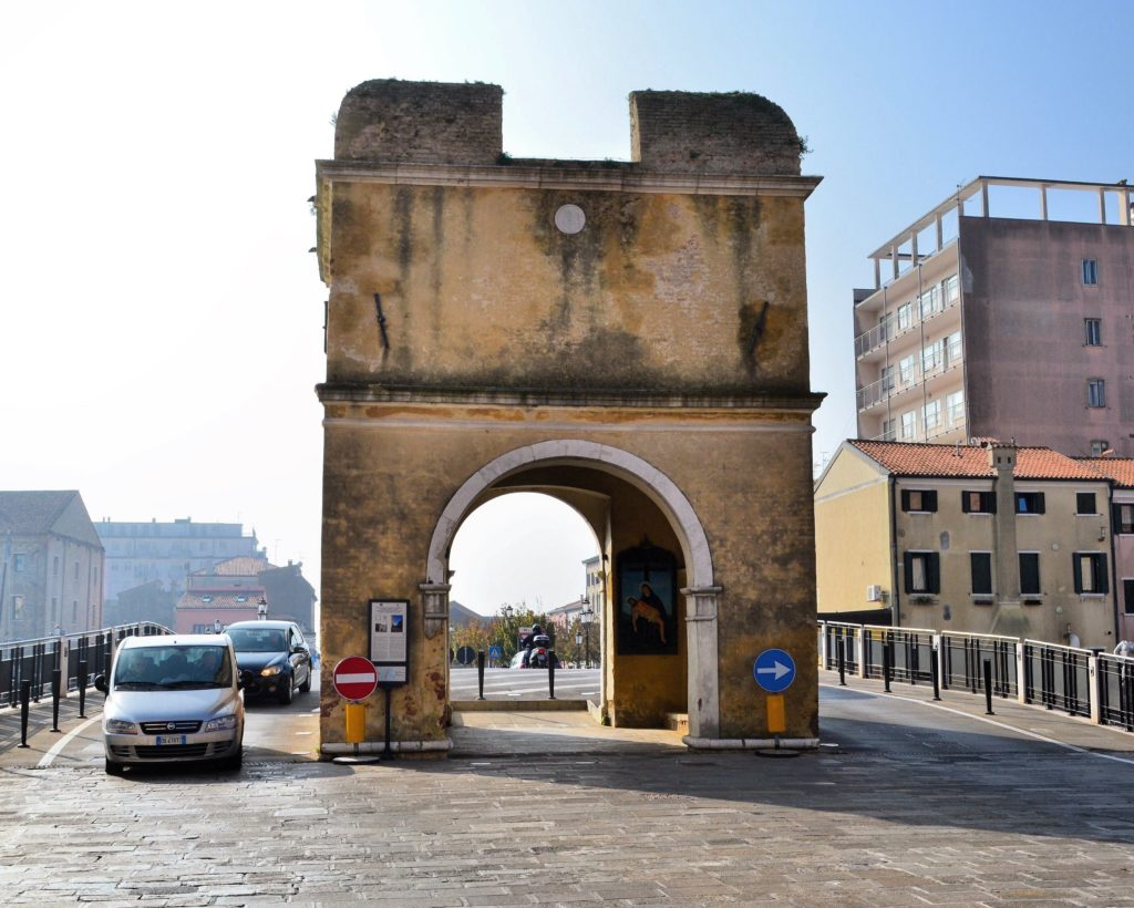 Porta Garibaldi Chioggia