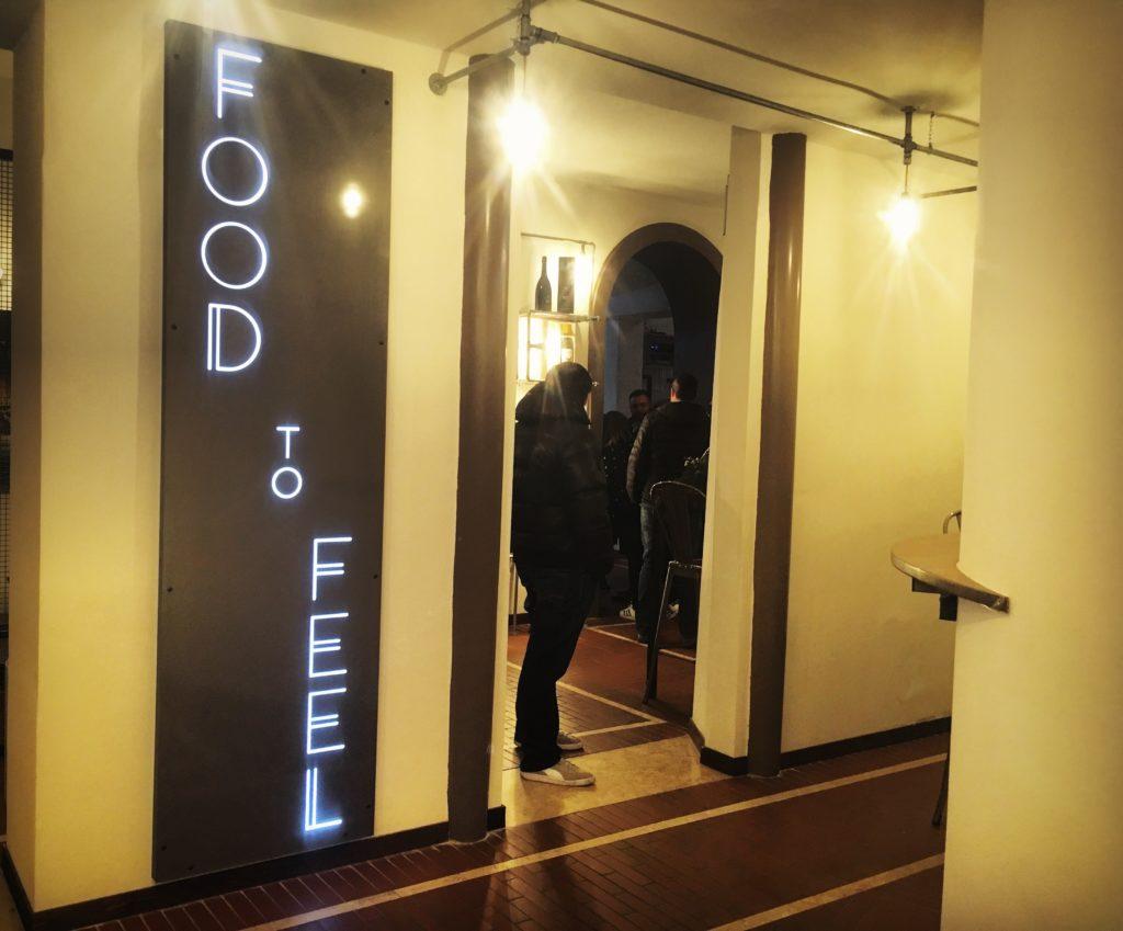 The Lab ristorante cucina sperimentale Ferrara