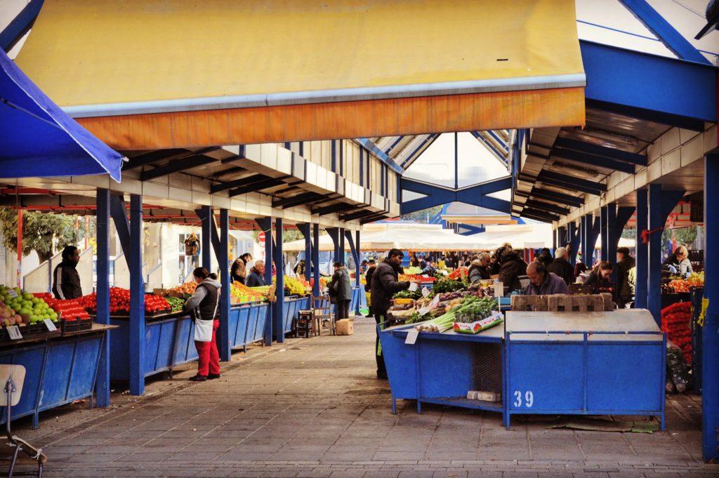 Mercato delle Donne Sofia Bulgaria