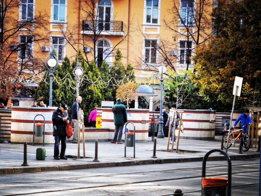 Fontanelle Pubbliche Sofia Bulgaria