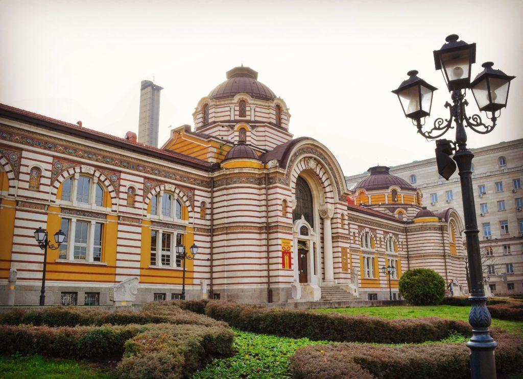 Bagni Termali Sofia : Visitare sofia itinerario a piedi cosa vedere in un giorno