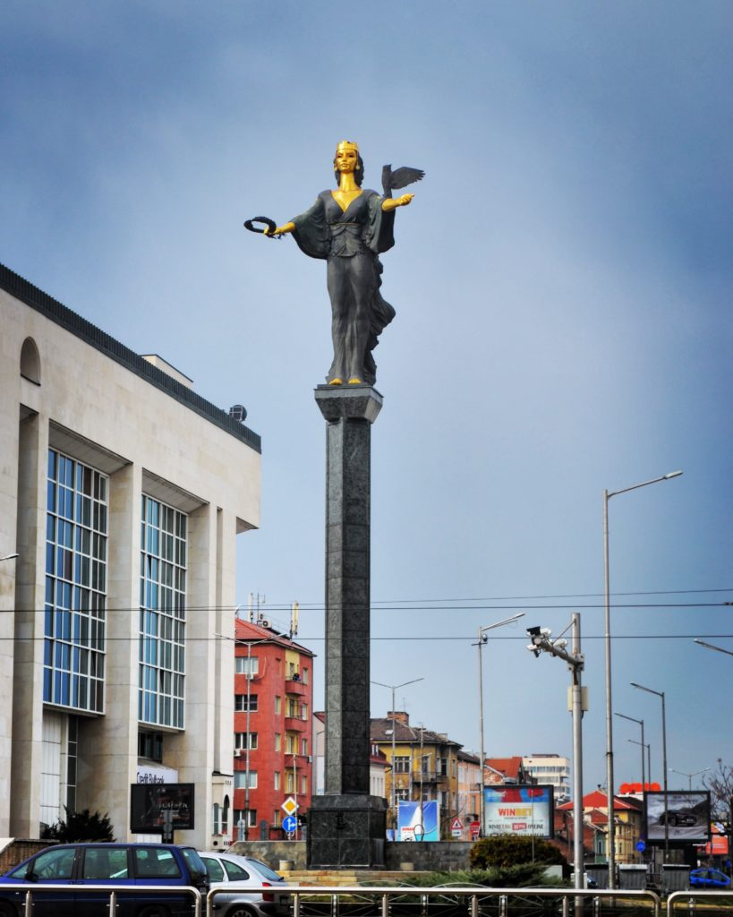 Monumento a Sofia Bulgaria