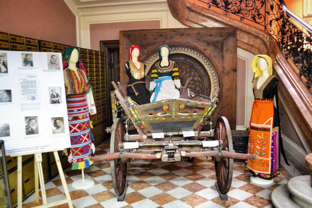 Museo Etnografico Palazzo Reale Sofia Bulgaria