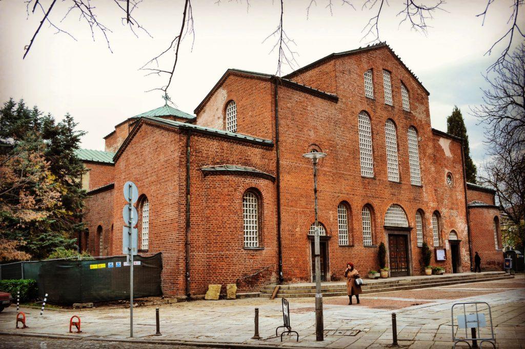 Chiesa di Sveta Sofia Bulgaria