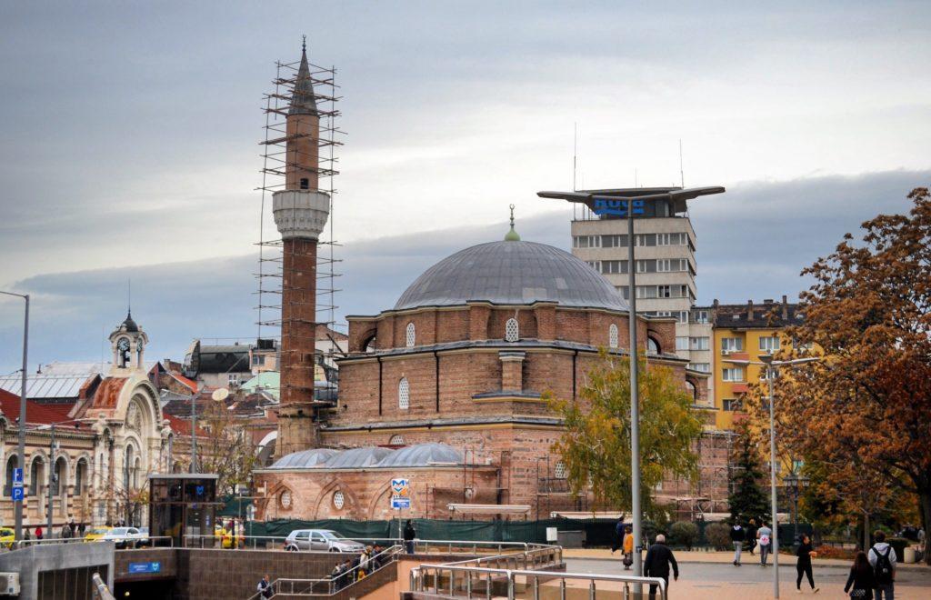 Moschea Banya Bashi Sofia Bulgaria