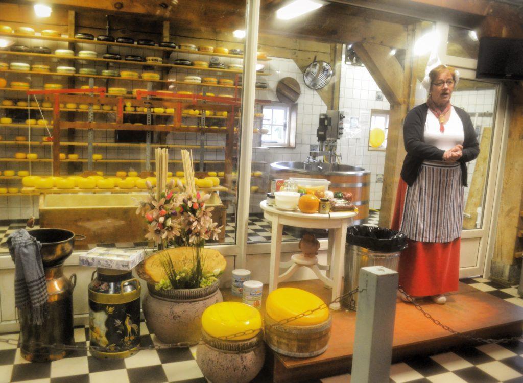 Laboratorio di formaggio Zaanse Schans