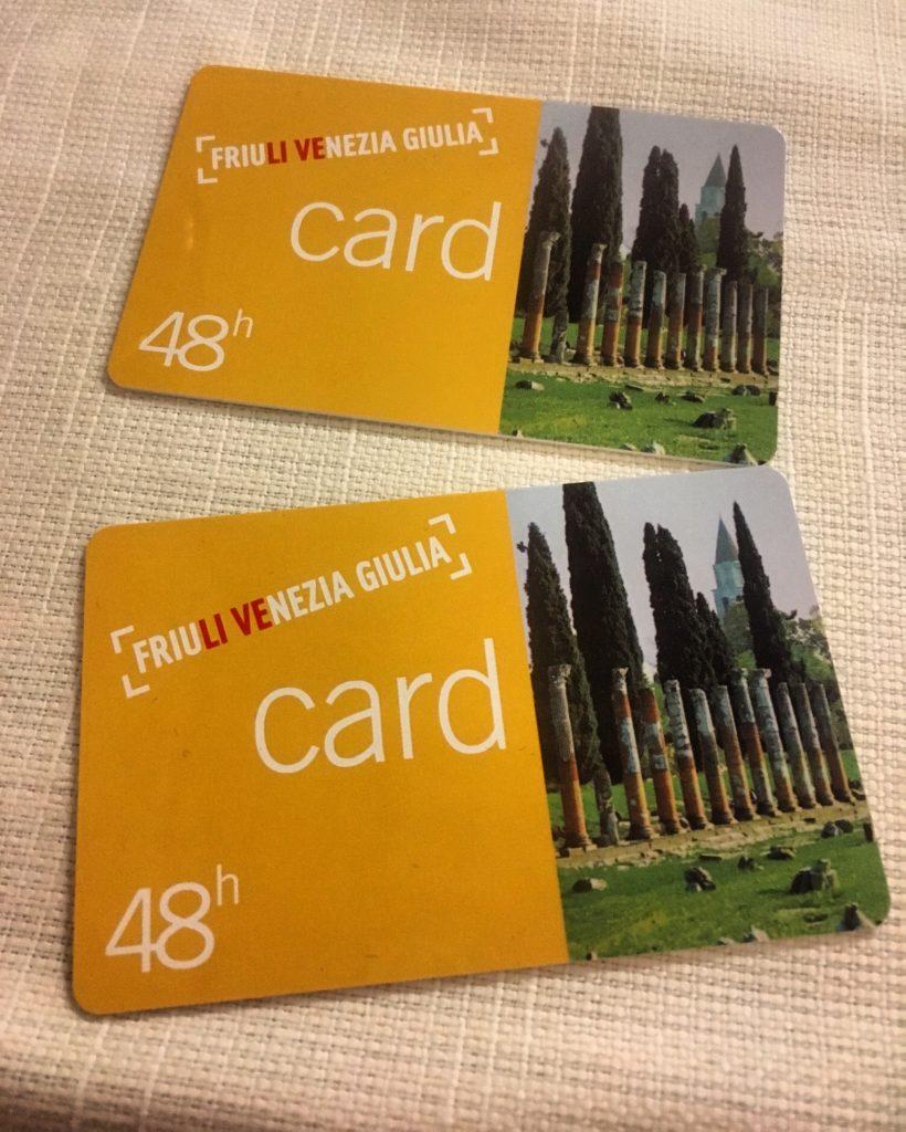 FVG Card Trieste