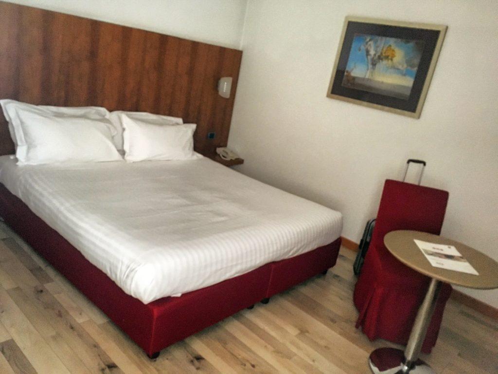 Vicenza Tiepolo Hotel camera matrimoniale standard