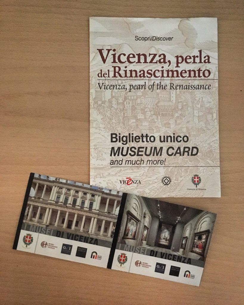 Vicenza Museum Card