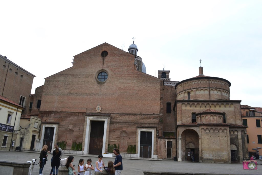 Piazza Duomo Padova