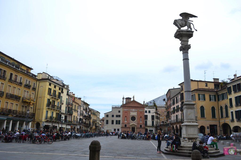 Piazza dei Signori Padova