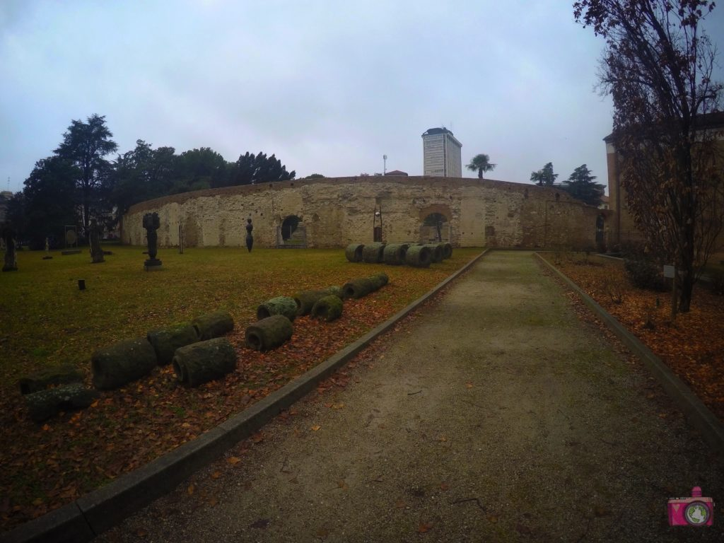 Antica arena romana Padova