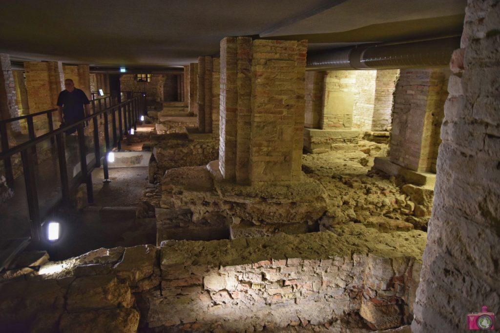 Duomo di Vicenza area archeologica