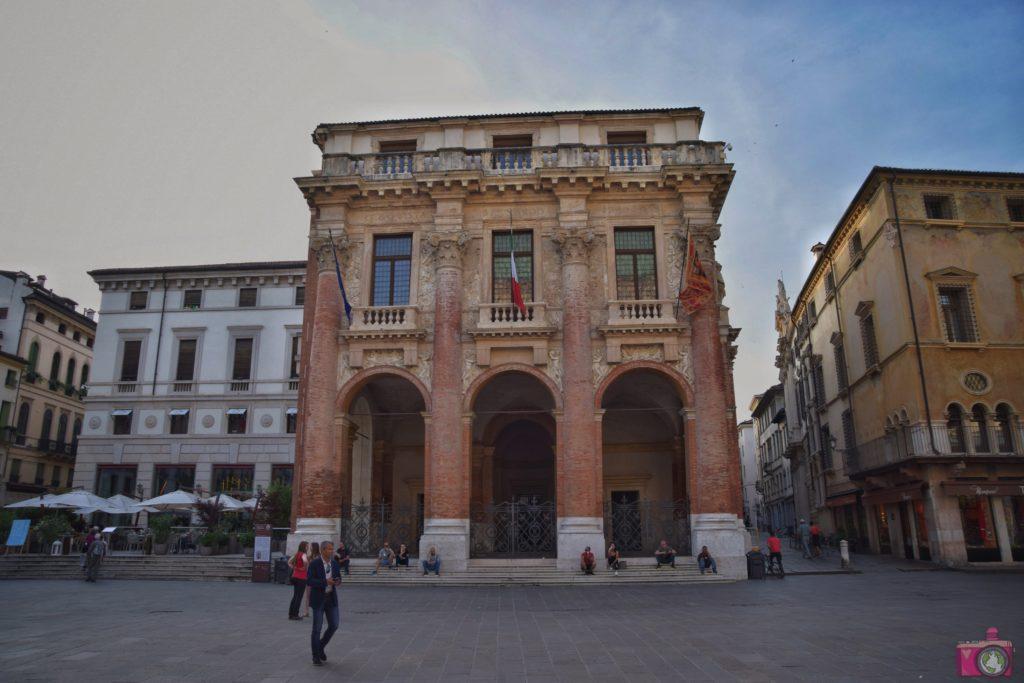 Loggia del Capitanato Vicenza