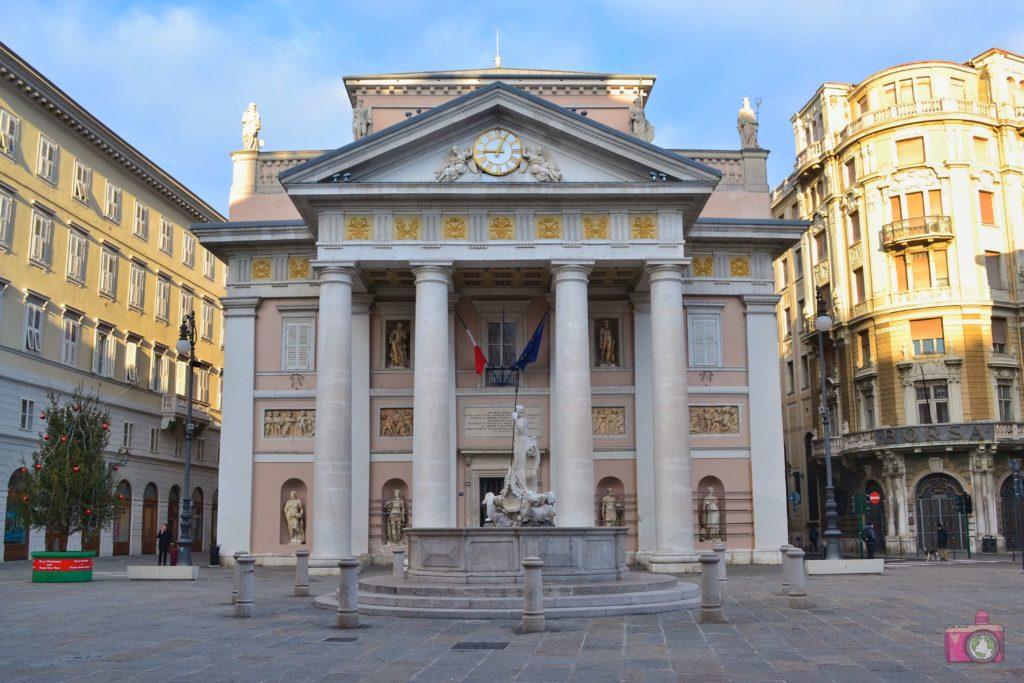 Visitare Trieste Borsa