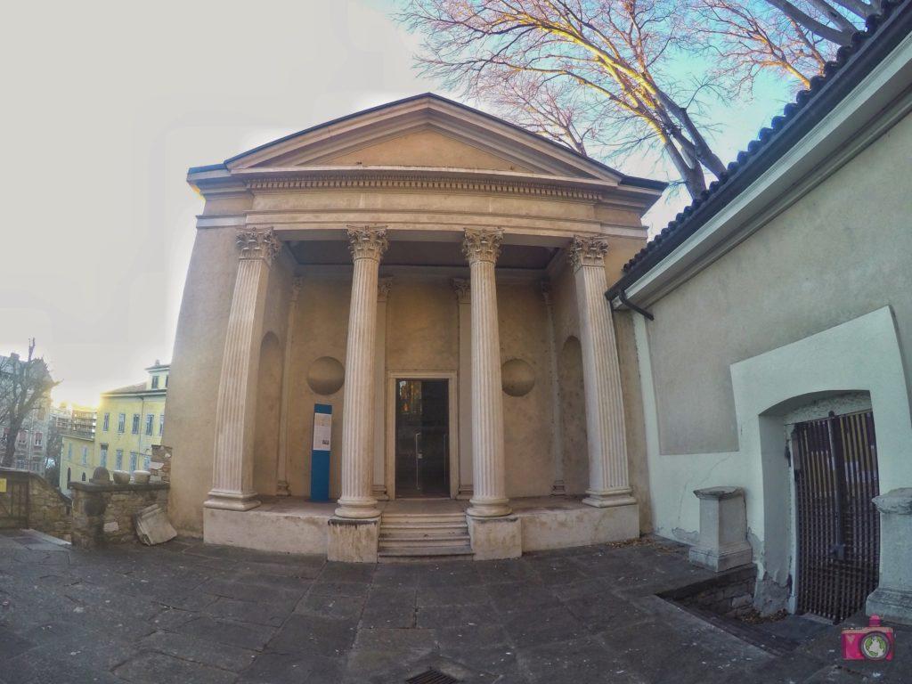 Visitare Trieste Orto Lapidario