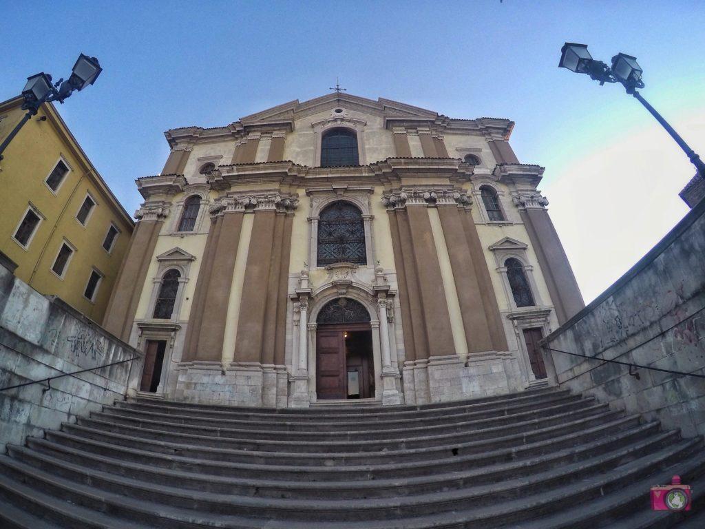 Visitare Trieste Santuario di Santa Maria Maggiore