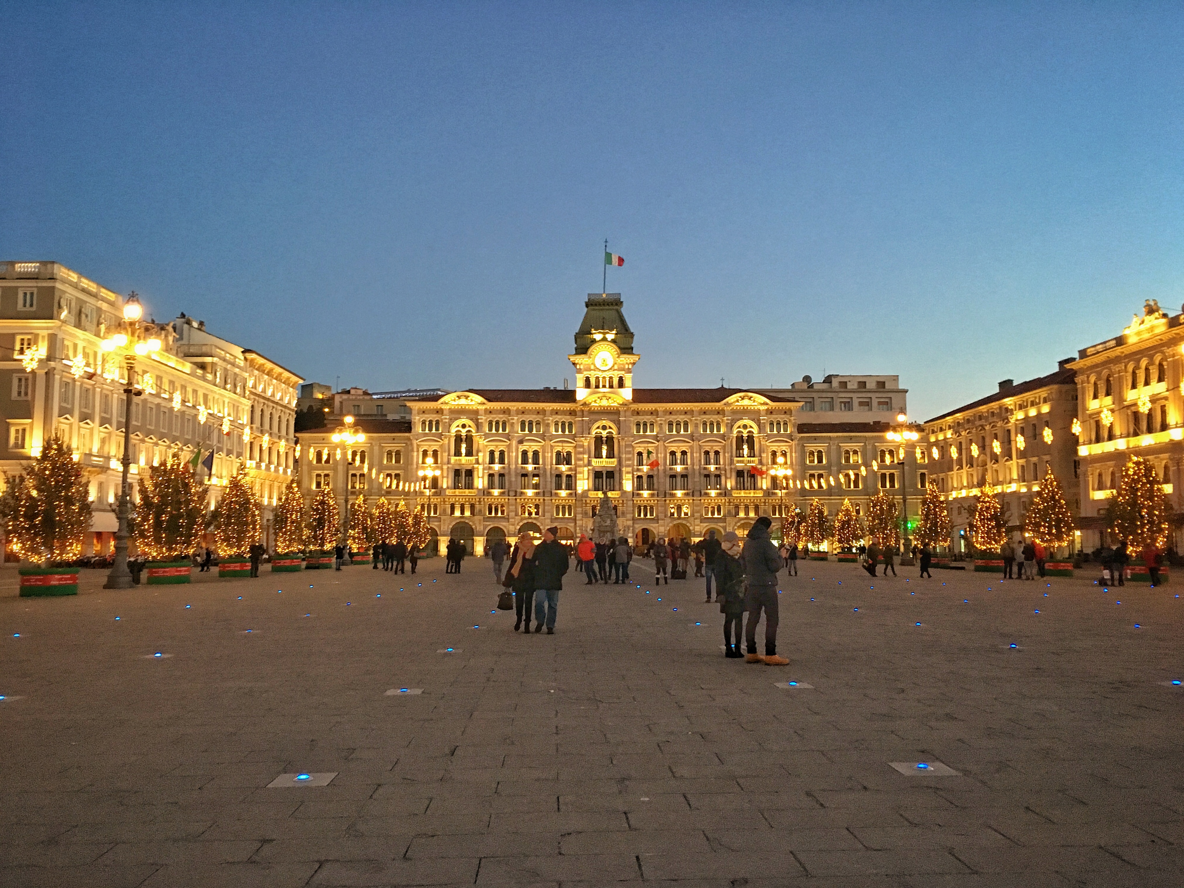 Visitare Trieste