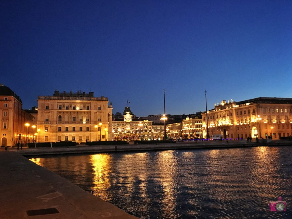 Visitare Trieste Molo Audace
