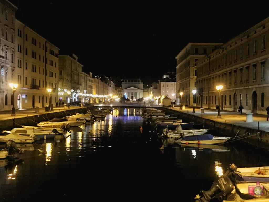 Visitare Trieste Borgo Teresiano