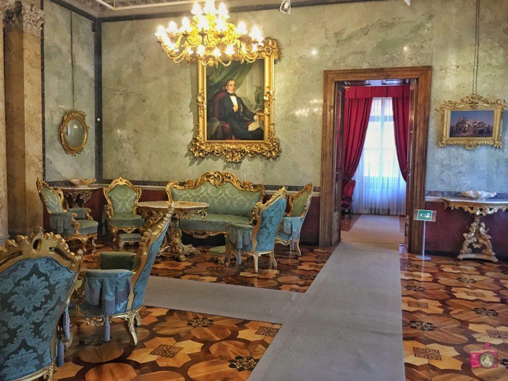 Visitare Trieste Museo Revoltella
