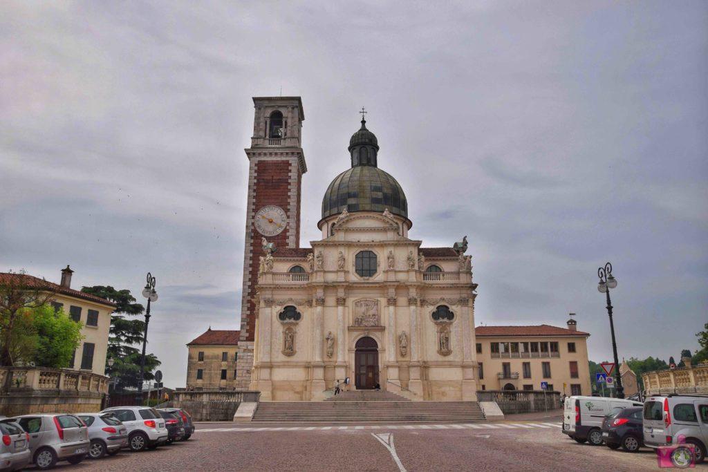 Cosa vedere a Vicenza Santuario della Madonna di Monte Berico