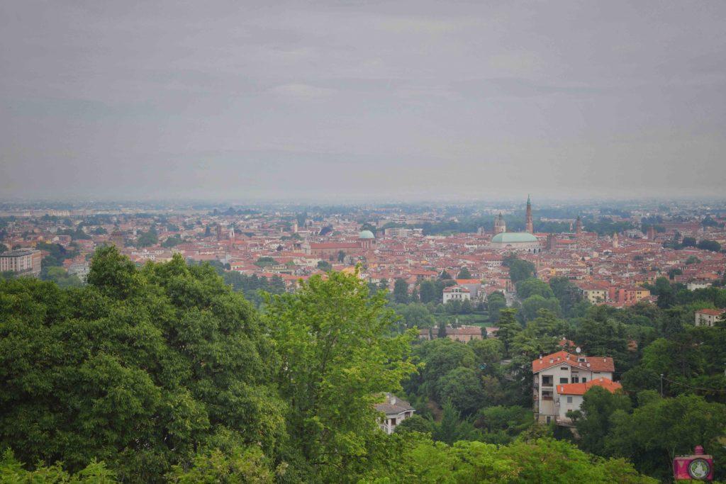 Cosa vedere a Vicenza terrazza panoramica Piazzale della Vittoria