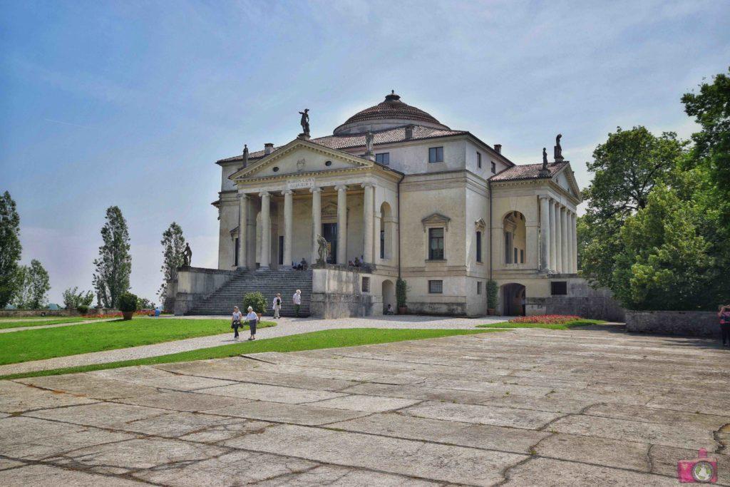 Cosa vedere a Vicenza Villa La Rotonda