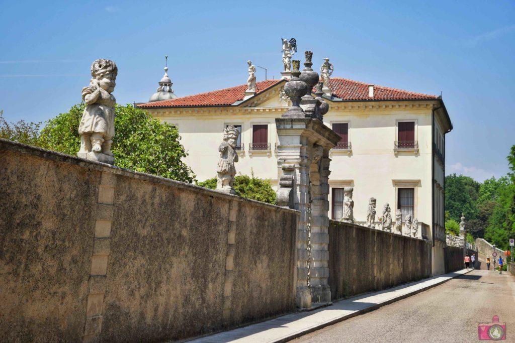 Cosa vedere a Vicenza Villa Valmarana ai Nani
