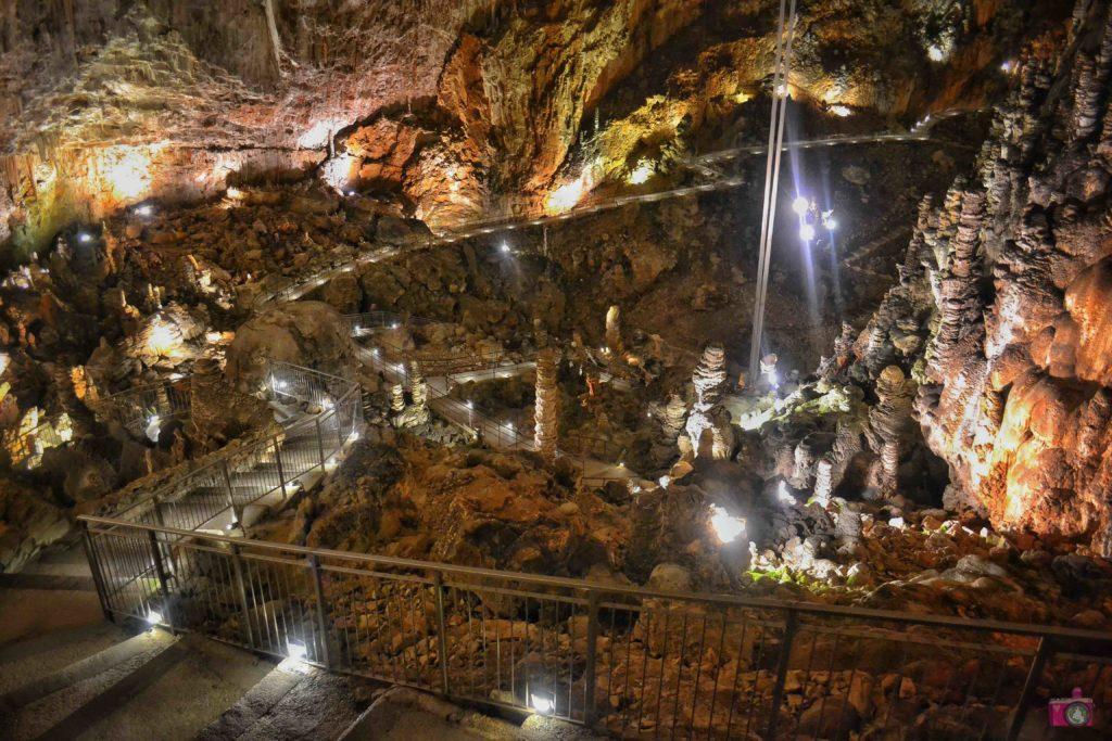 Cosa vedere a Trieste Grotta Gigante