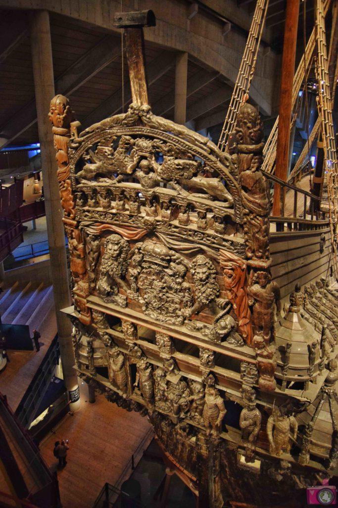 Visitare Stoccolma Museo Vasa