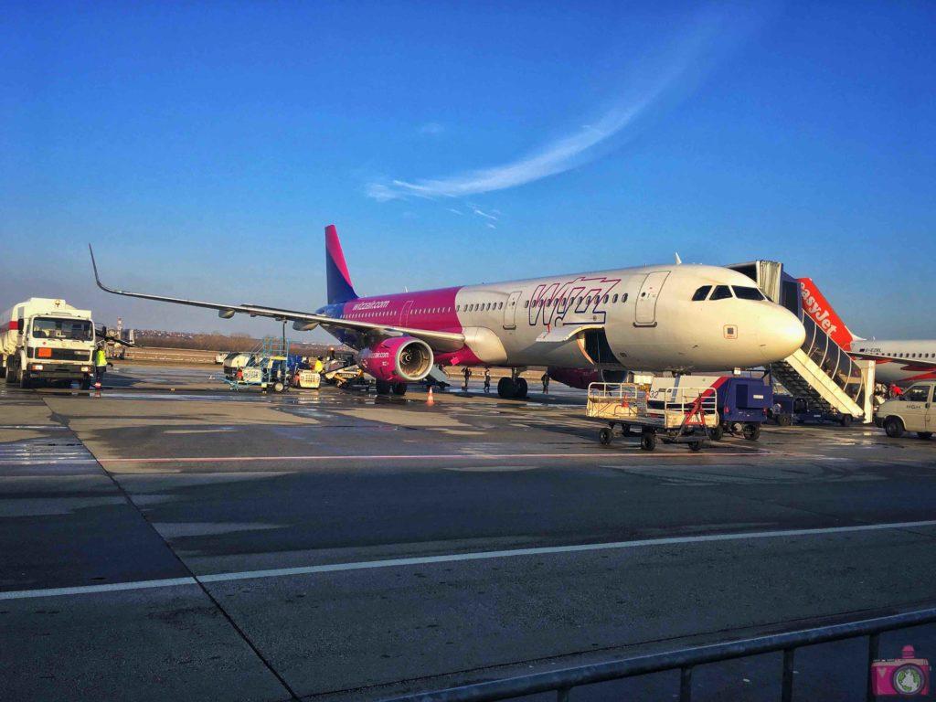 Volare con Wizz Air Budapest