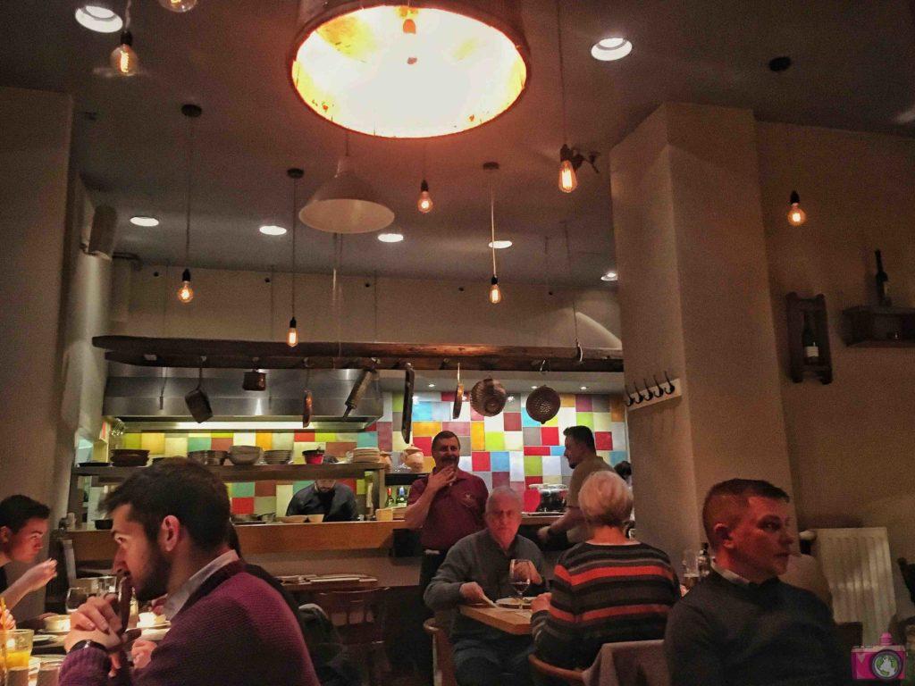 Dove mangiare a Budapest Barack & Szilva