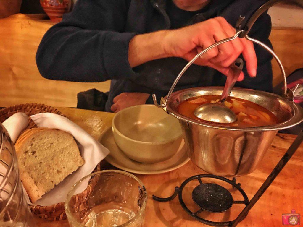 Dove mangiare a Budapest Paprika