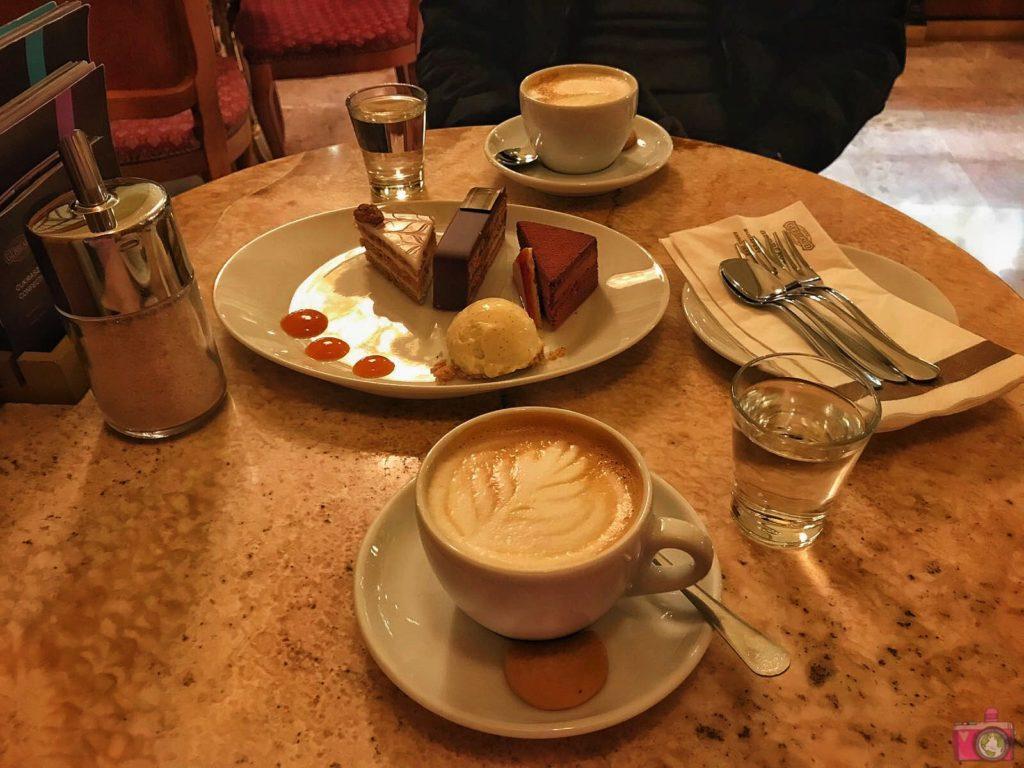 Dove mangiare a Budapest Cafè Gerbeaud