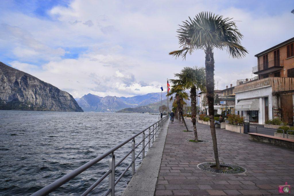 Itinerario Lago d'Iseo