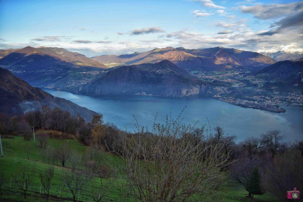 Itinerario Lago d'Iseo Agriturismo Romangelo