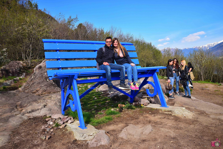 Itinerario Lago D Iseo Panchina Gigante Rogno Viaggiare Uno