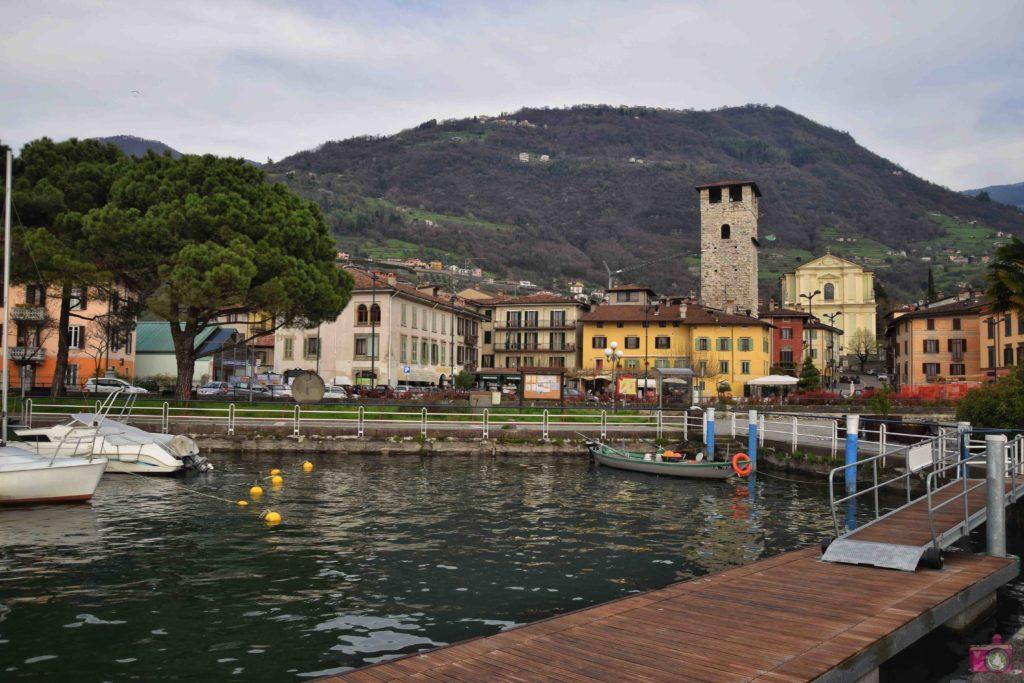 Itinerario Lago d'Iseo Pisogne