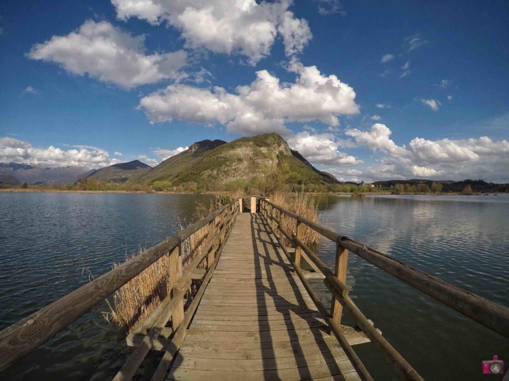 Itinerario Lago d'Iseo Torbiere del Sebino