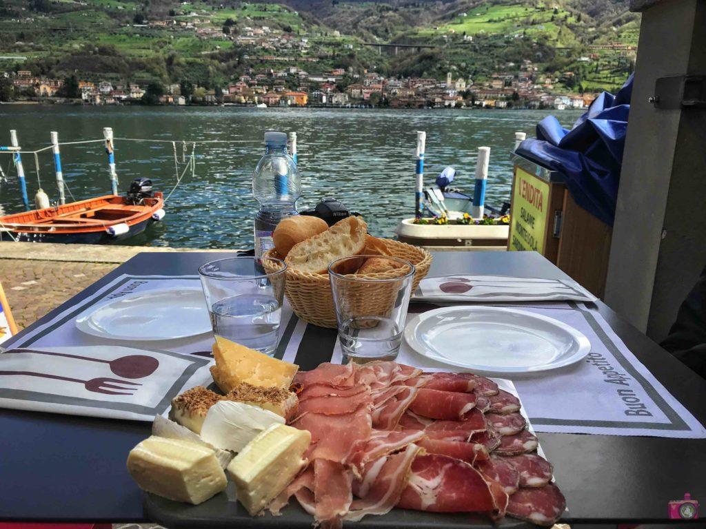 Itinerario Lago d'Iseo Monte Isola