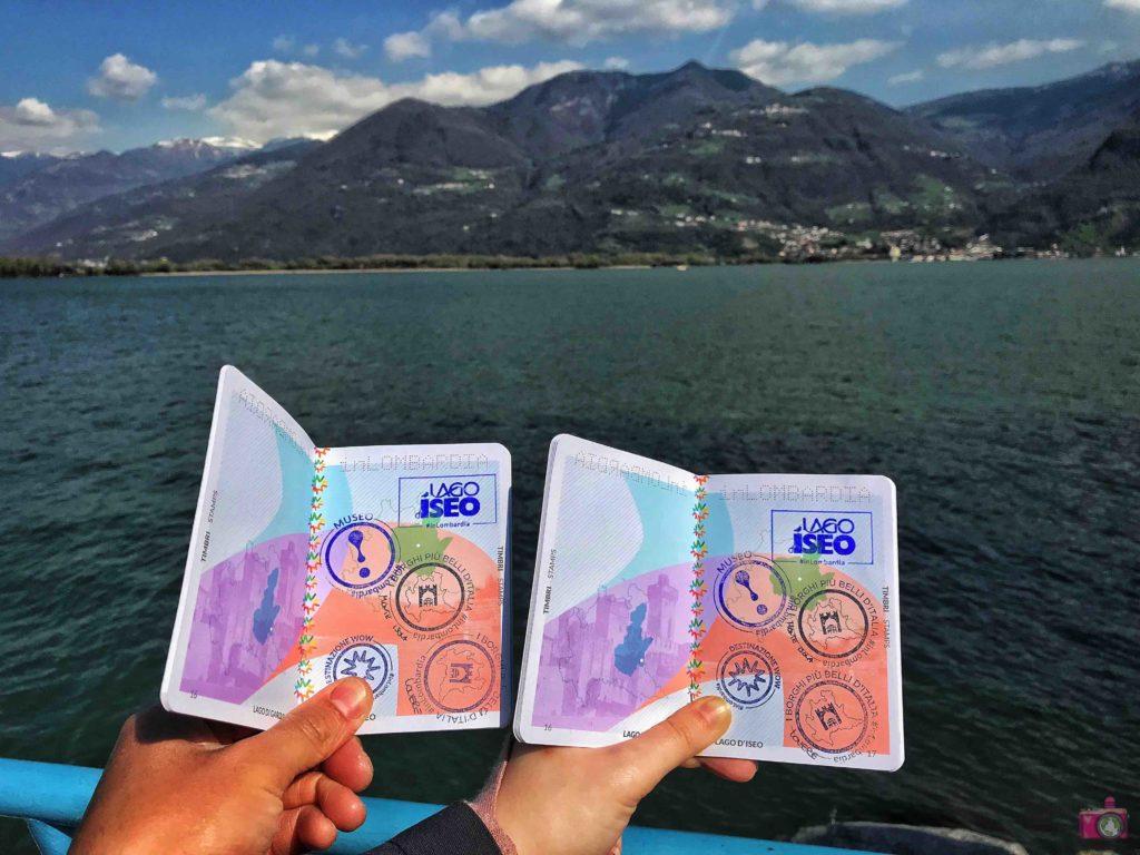 Itinerario Lago d'Iseo Passaporto Lombardia
