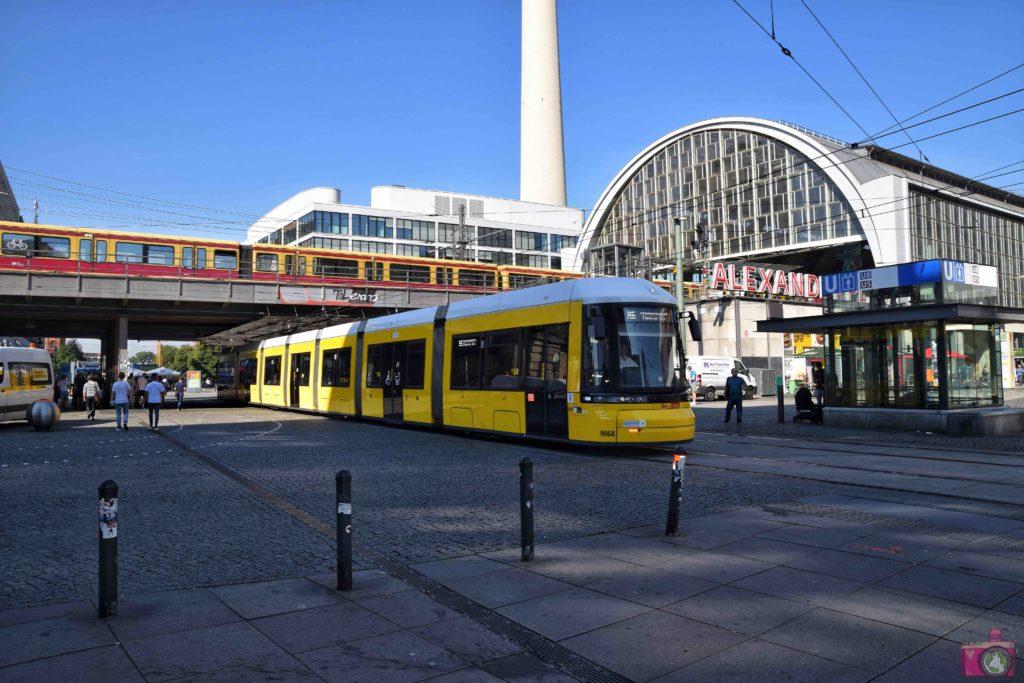 Berlino trasporti pubblici